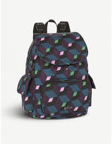Kipling City Pack Geometric Small Backpack