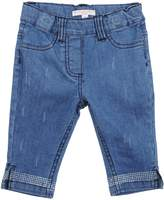 Silvian Heach Denim pants - Item 42459799
