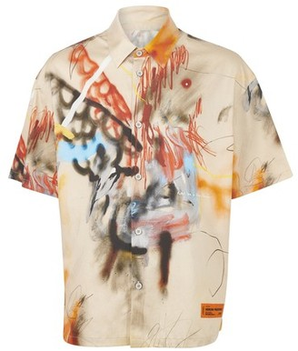 Heron Preston Robert Nava shirt
