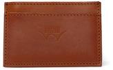 Edwin Cognac Brown Leather Card Holder