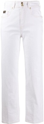 Versace Jeans Couture Straight Leg Jeans