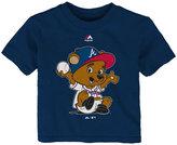 Majestic Babies' Atlanta Braves Mascot T-Shirt