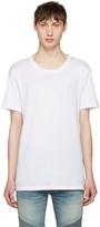 Balmain White Lion T-shirt