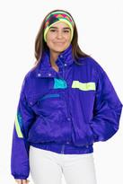 Tuckernuck Vintage Purple Obermeye Windshear Jacket