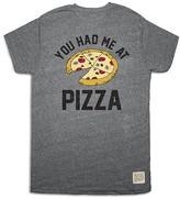 Original Retro Brand Boys' You Had Me at Pizza Tee - Sizes S-XL