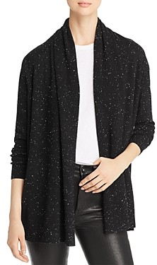 Bloomingdale's C By C by Open-Front Cashmere Cardigan - 100% Exclusive