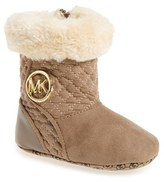 MICHAEL Michael Kors Infant Girl's 'Kelly' Crib Shoe