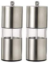 John Lewis House by Stainless Steel Salt & Pepper Set