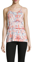 Threads 4 Thought Tory Racerback Print Top