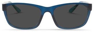 Dresden Vision Midnight Blue UV Protected Sunglasses with Grey Tint