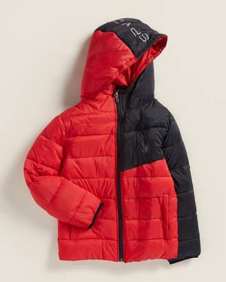 Spyder Boys 8-20) Ace Color Block Puffer Jacket