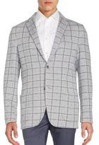 Brioni Cotton Blend Jacket