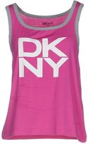 DKNY Tank tops