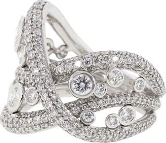 Kwiat Entwine Collection Diamond Ring