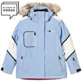 Perfect Moment Blue Qanuk Pro III Ski Jacket