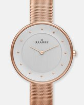 Skagen Gitte Steel Mesh Watch