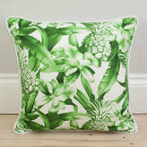 LITTLE PARADISE Pineapple Print Cushion