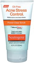 Neutrogena Oil-Free Acne Stress Control Power