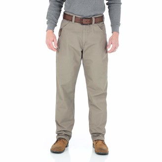 Riggs Workwear Men's Big & Tall Ripstop Technical Pant