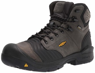 """Keen Men's Portland 6"""" Composite Toe Waterproof Work and Construction Boot"""