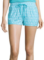 Asstd National Brand Cool Girl Boxer Pajama Shorts