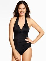 Talbots Addison Halter-Tie One-Piece