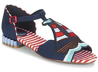 Miss L Fire Miss L'Fire REGATTA women's Sandals in Blue