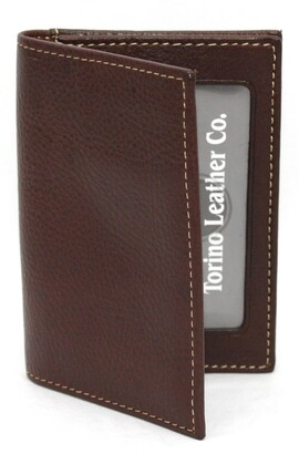 Torino Leather Card Case