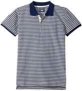 Toobydoo Stripe Polo (Infant/Toddler/Little Kids/Big Kids)