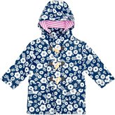 Jo-Jo JoJo Maman Bebe Fishermans Coat (Baby) - Navy Floral-12-18 Months