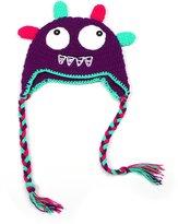 ACVIP Baby Boy's Knit Fringe Little Monster Cute Cap