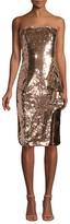 Parker Black Noelle Sequin Dress