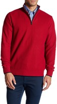 Tailorbyrd Emmons Quarter Zip Sweater