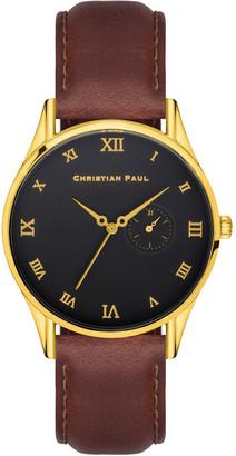 Christian Paul Classical Roman Rose Watch