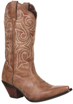 "Durango Women's Boot DCRD177 11"" Western Scalloped Crush"