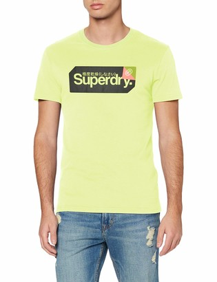 Superdry Men's Core Logo Tag Tee T-Shirt