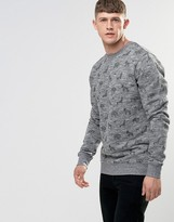 Bellfield Printed Sweatshirt