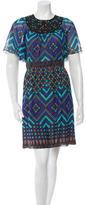 Anna Sui Printed Dress