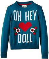 Yumi Girl's Oh Hey Doll Jumper