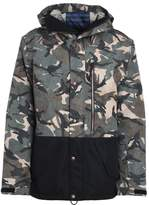 Dc Shoes Outlier Snowboard Jacket British Woodland