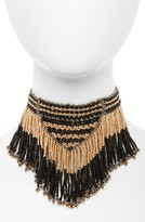 Panacea Women's Fringe Necklace