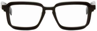 Yohji Yamamoto Brown YY1038 Framed Glasses