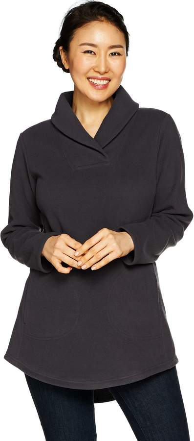 67d90c3ba29 Charcoal Grey Tunic - ShopStyle