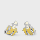 Paul Smith Men's 'Cool Banana' Cufflinks