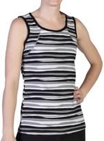 Exofficio Techspressa Stripe Tank Top - UPF 50+ (For Women)