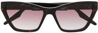 Puma Gradient Cat-Eye Sunglasses