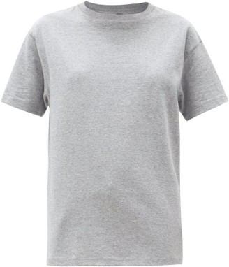 x karla The Original Cotton-jersey T-shirt - Grey