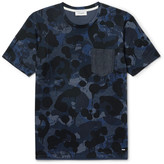 Coach - Slim-fit Camouflage-print Cotton-jersey T-shirt