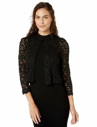 Ronni Nicole Women's lace Shrug