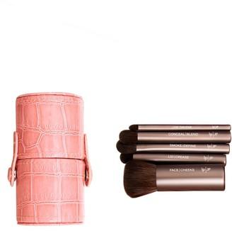 Jenny Patinkin Luxury Vegan 5-Piece Petite Makeup Brush Set